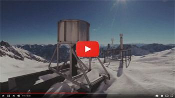 Video über das virtuelle Alpenobservatorium - Externer Link zum YouTube-Kanal des Bayerischen Staatsministeriums für Umwelt und Verbraucherschutz